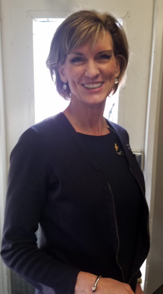 Sheri Hightower - Southwest Airlines Customer Service Queen - Article by Vicki Fitch