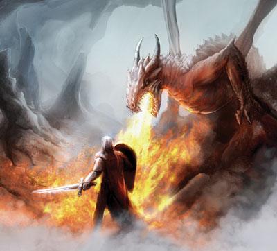 Nid de guêpes sous la galerie arrière (résolu ) Slaying-dragon